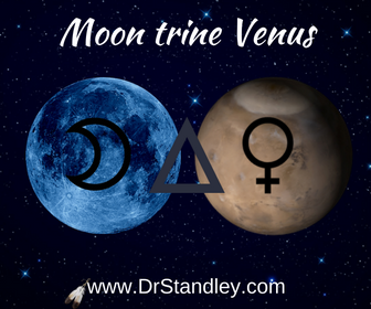 Moon trine Venus on DrStandley.com