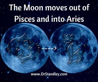 Moon in Pisces - Monk Mode and Moving Meditations