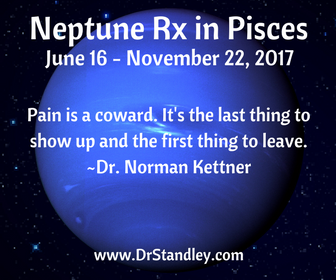 Neptune Retrograde in Pisces on DrStandley.com