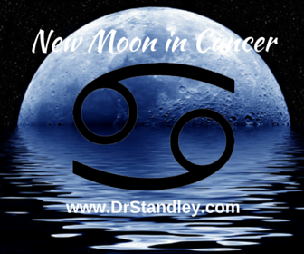 New Moon in Cancer on DrStandley.com on Monday, July 4, 2016