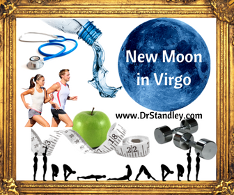 New Moon in Virgo on DrStandley.com