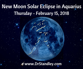 New Moon in Aquarius on DrStandley.com
