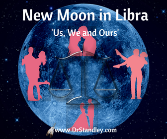 New Moon in Libra on DrStandley.com