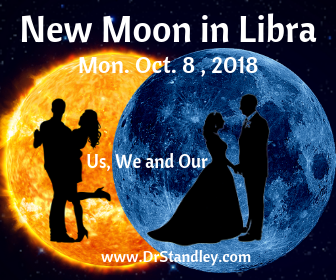 New Moon in Libra at 15 degrees 48 minutes (almost 16 degrees) on DrStandley.com