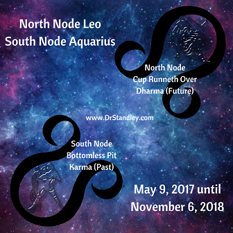 North Node Leo and South Node Aquarius on DrStandley.com