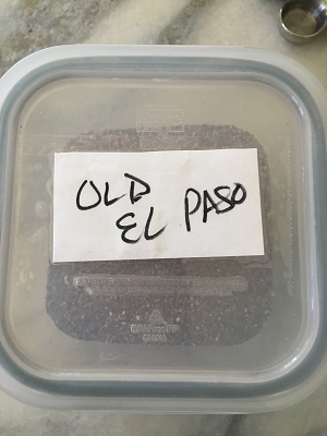 DIY Old El Paso Taco Seasoning Ingredients on DrStandley.com