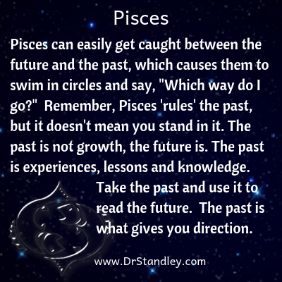 All about Pisces on DrStandley.com