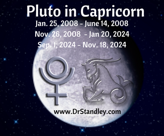 Pluto in Capricorn from 2008 until 2024.  Read more in your Generational Horoscope!