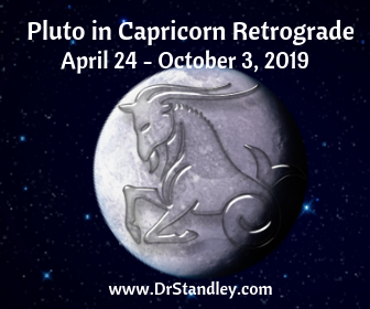 Pluto in Capricorn - November 26, 2008 until January 20