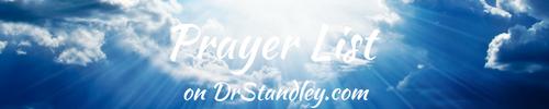 Submit a Prayer Request on DrStandley.com
