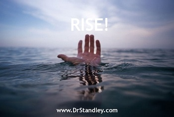 Be brave and Rise!