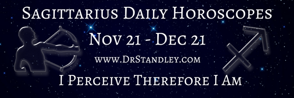 Sagittarius Daily Horoscopes on DrStandley.com.  The most accurate horoscopes on the web!