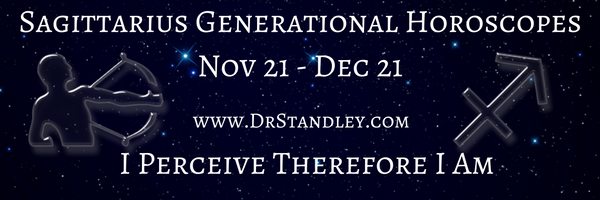 Sagittarius Generational Horoscopes on DrStandley.com.  The most accurate horoscopes on the web!