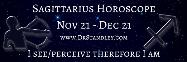 Sagittarius Weekly Horoscopes on DrStandley.com.  The most accurate horoscopes on the web!