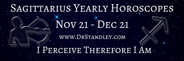 Sagittarius Yearly Horoscopes on DrStandley.com.  The most accurate horoscopes on the web!