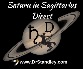 Saturn in Sagittarius Direct on DrStandley.com