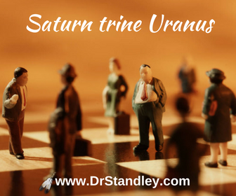 Saturn trine Uranus on DrStandley.com