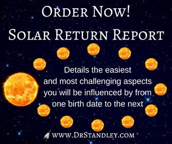 Solar Return Report on DrStandley.com