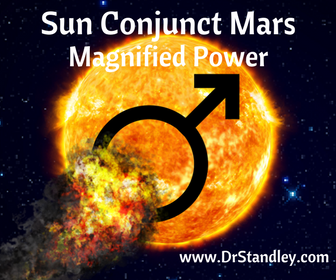 Sun Conjunct Mars on DrStandley.com