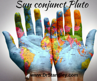 Sun conjunct Pluto on DrStandley.com