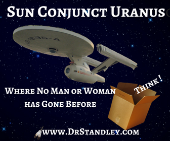 The Sun Conjunct Uranus on DrStandley.com
