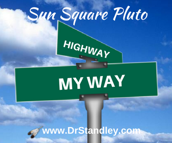 Sun Square Pluto on DrStandley.com