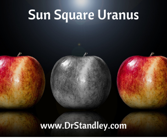 Sun square Uranus on DrStandley.com