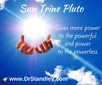 Sun Trine Pluto on DrStandley.com