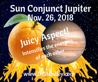 Sun Conjunct Jupiter on DrStandley.com