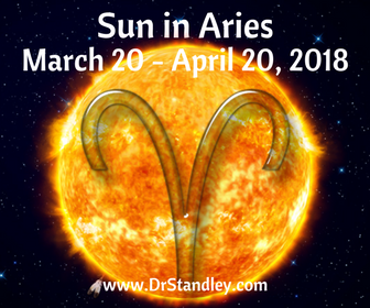 Sun in Aries on DrStandley.com