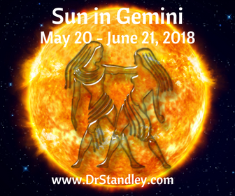 Sun in Gemini on DrStandley.com