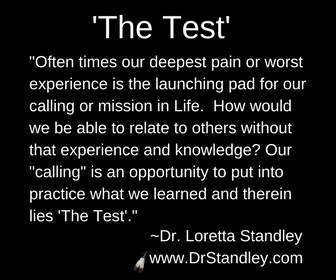 The Test on DrStandley.com