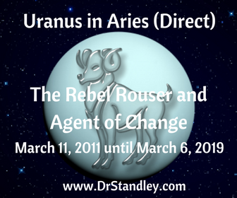 Uranus in Aries Direct on DrStandley.com