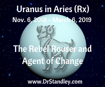 Uranus in Aries Retrograde on DrStandley.com