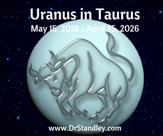 Uranus in Taurus on www.DrStandley.com