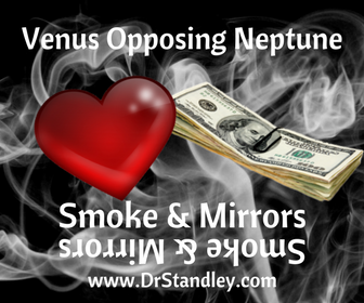 Venus Opposing Neptune on DrStandley.com