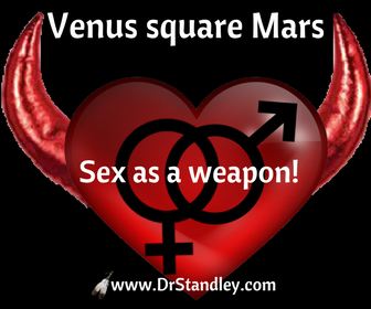 Venus Square Mars on DrStandley.com