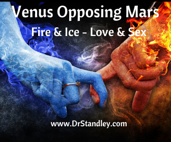 Venus Opposing Mars on www.DrStandley.com
