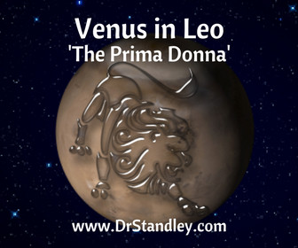 Venus in Leo on DrStandley.com