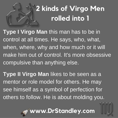 Virgo man single