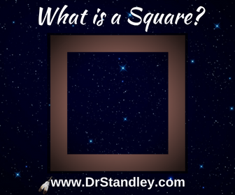 What is a square aspect in astrology?