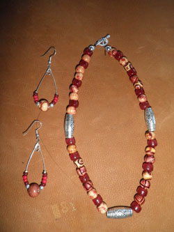Journey 40 Days - Cherokee Prayer Beads
