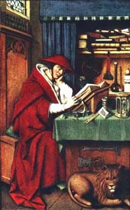 St. Jerome Doctor of the Church